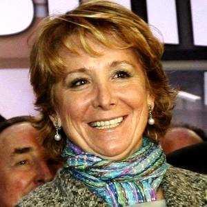 Esperanza Aguirre, presidenta de la Comunidad de Madrid, lider en abortos, y donde se ha suspendido las ayudas a las mujeres embarazadas con riesgo de aborto